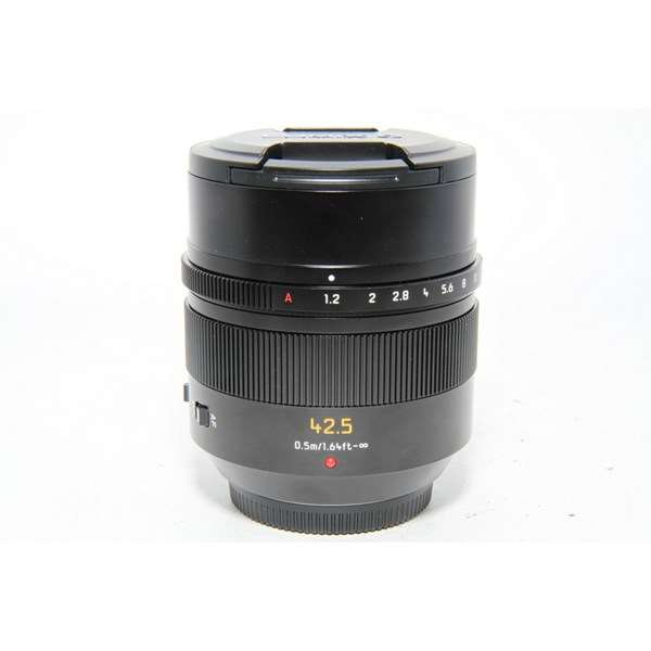 Used Panasonic 42.5mm F1.2 Nocticron ASPH Lens - Boxed