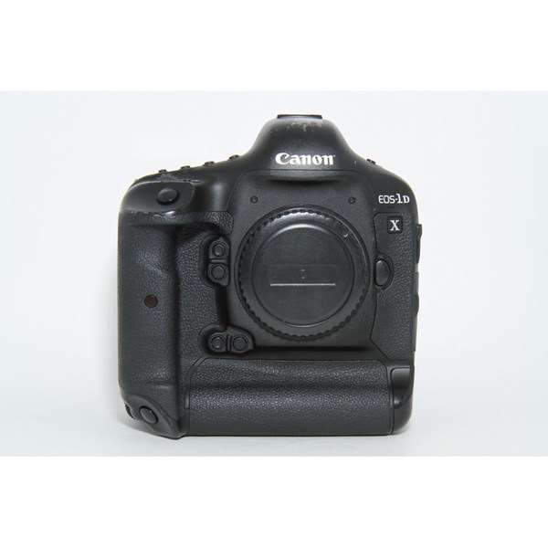 Used Canon 1D X Body - Unboxed