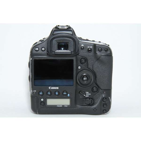 Used Canon 1DX Body - Unboxed