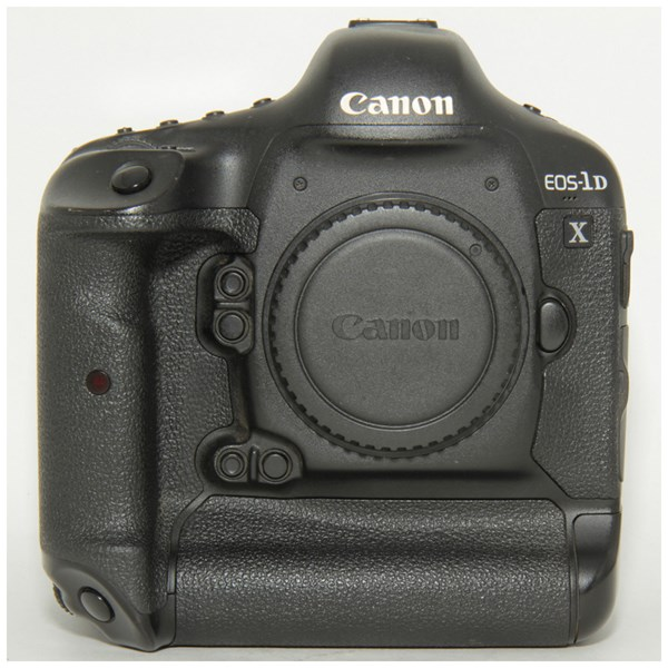 Used Canon 1DX Body - Boxed