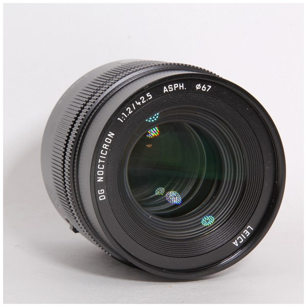 Used Panasonic 42.5mm f/1.2 - Un-Boxed