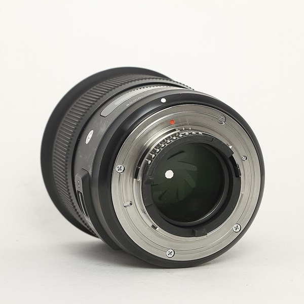Used Sigma 50mm F/1.4 DG HSM Art Nikon fit