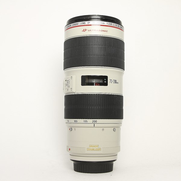 Used Canon 70-200 F/2.8L IS USM II