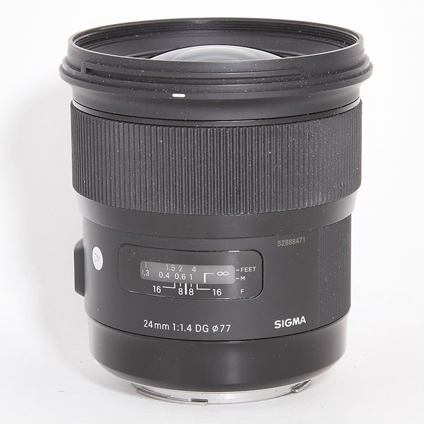 Sigma 24mm f/1.4 DG HSM Art - Canon