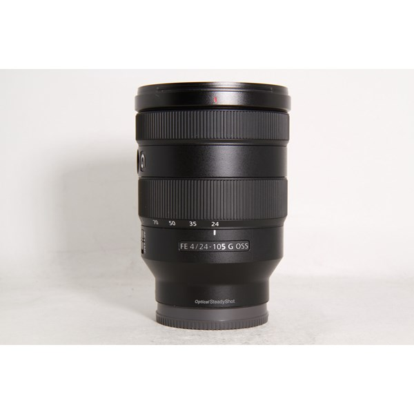 Used Sony 24-105mm F/4 G OSS FE Boxed