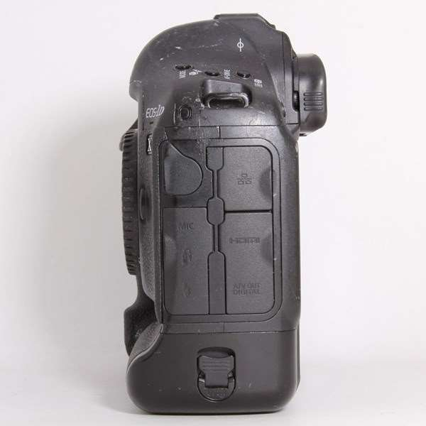 Used Canon 1DX Body - Un-Boxed
