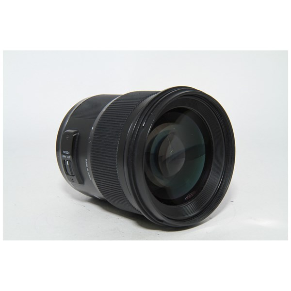 Used Sigma 50mm f1.4 Art Lens Nikon Fit
