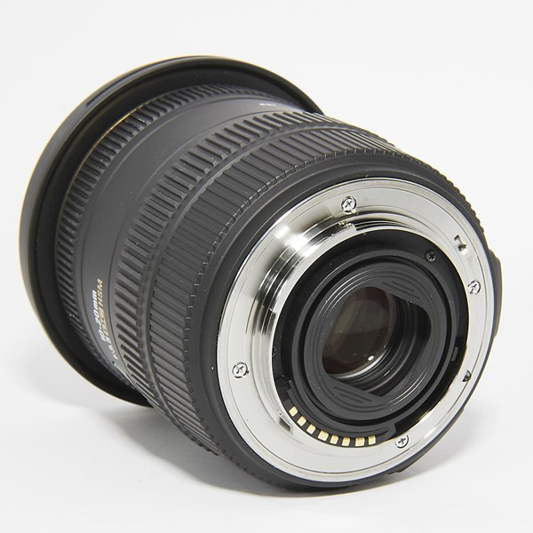 Sigma 10-20mm f/3.5DC HSM Lens Sony A Fit