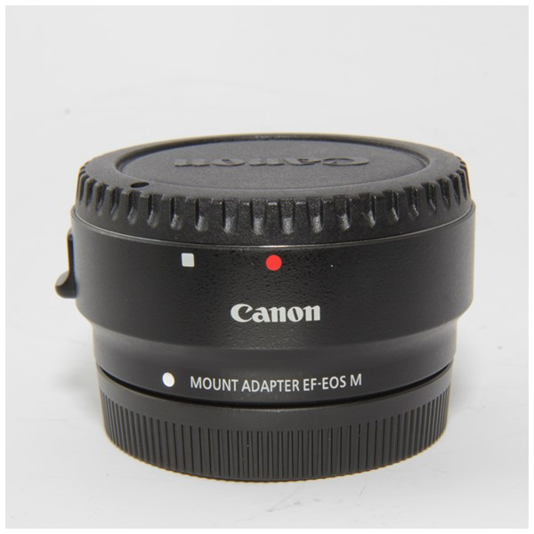 Used Canon EF-M Mount Adapter Unboxed