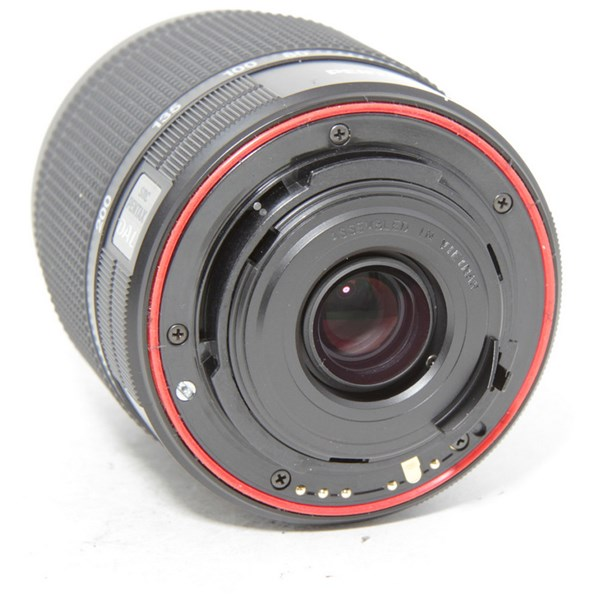 Used Pentax 50-200mm f4.0-5.6 ED WR Unboxed