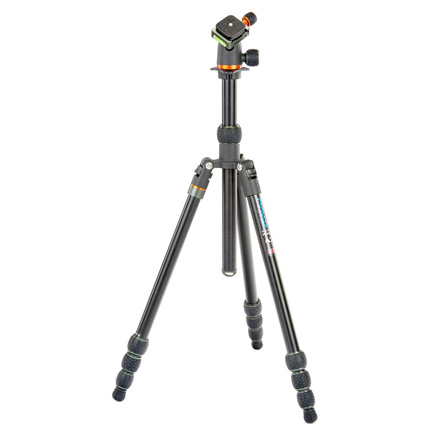 3 Legged Thing Punks Anarchy Travis & Airhed Neo Tripod Kit Black