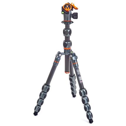 3 Legged Thing Pro 2.0 Leo & AirHed Pro LV Grey