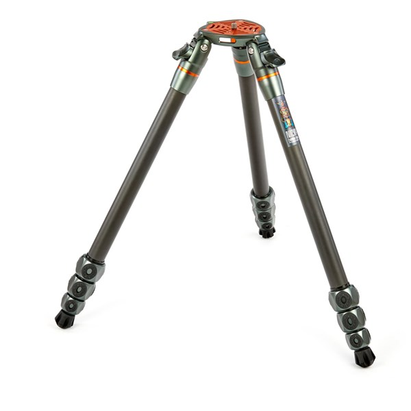 3 Legged Thing Legends Nicky 4-section Carbon Fibre Hybrid Video/Photo Tripod