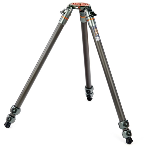 3 Legged Thing Legends Tommy 3-section Carbon Fibre Hybrid Video/Photo Tripod