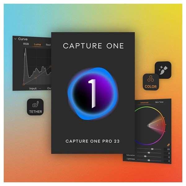 Capture One Pro 21 Camera Bundle