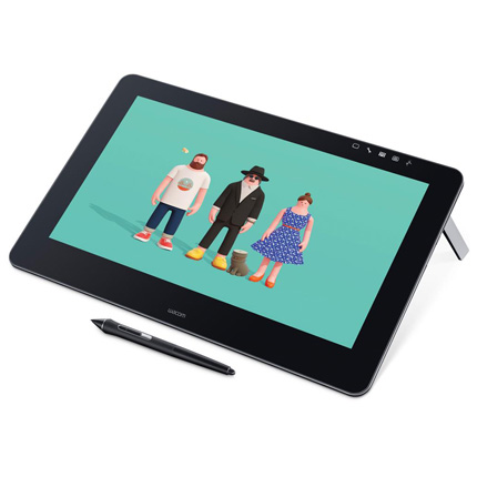 Wacom Cintiq Pro 16 Creative Pen And Touch Display