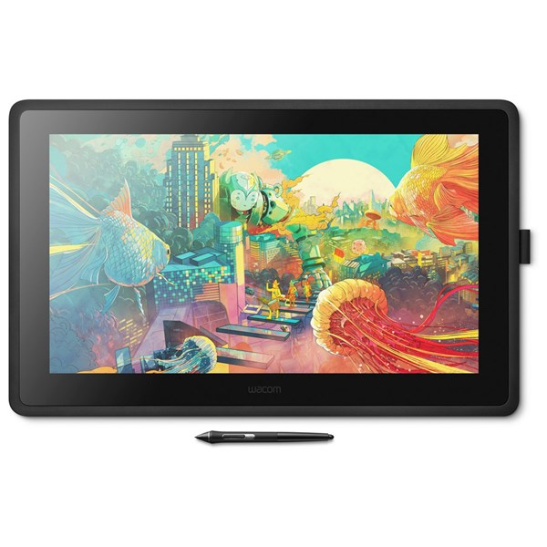 Wacom Cintiq 22 Interactive Pen Display Mac/Win