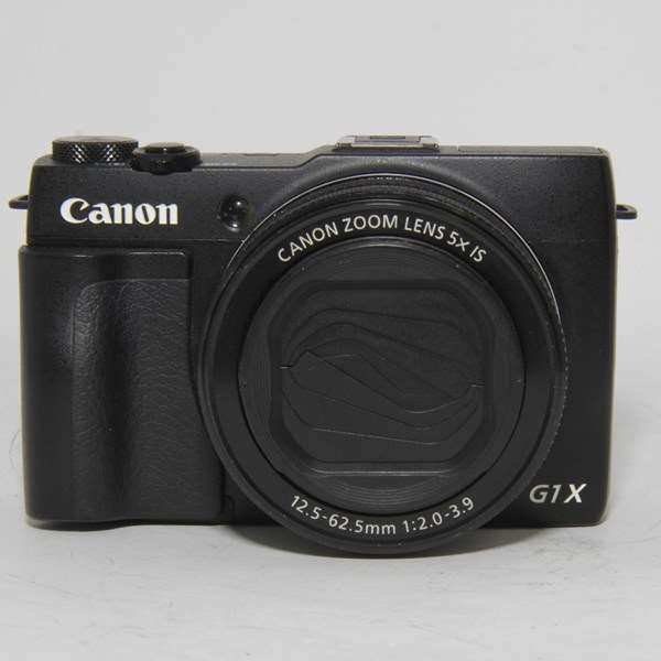 Used Canon PowerShot G1 X Mark II Compact Camera
