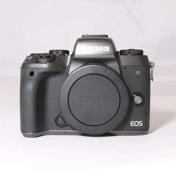 Used Canon EOS M5 Mirrorless Digital Camera Body