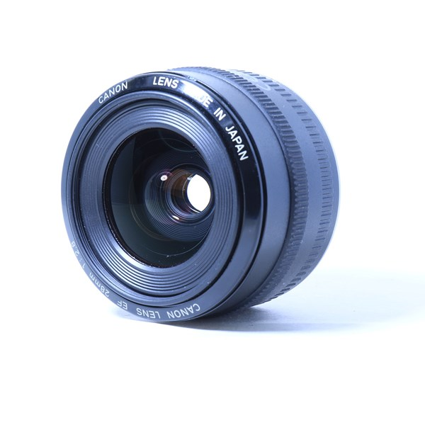 Used Canon EF 28mm f/2.8 IS USM Wide Angle Lens