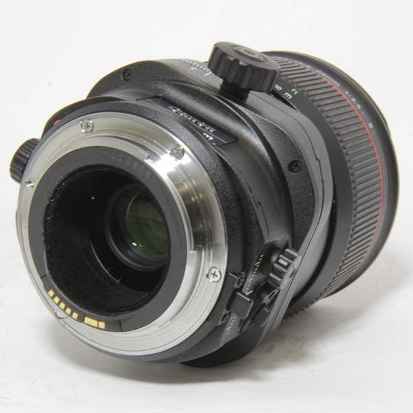 Used Canon TS-E 24mm f/3.5L II Manual Focus Tilt Shift Lens