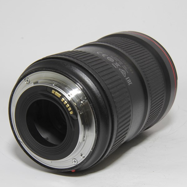 Used Canon EF 16-35mm f/2.8L III USM Ultra Wide Angle Zoom Lens