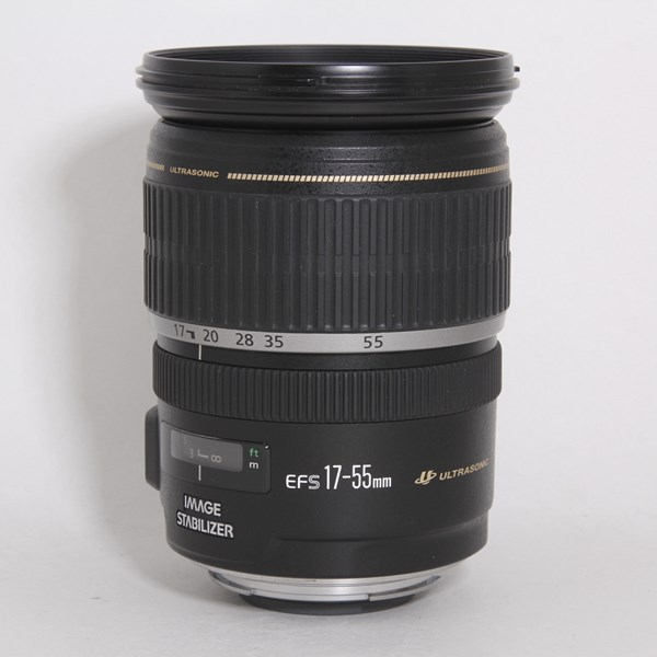 Used Canon EF-S 17-55mm f/2.8 IS USM