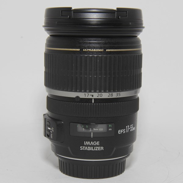 Used Canon EF-S 17-55mm f/2.8 IS USM Ultra Wide Angle Zoom Lens