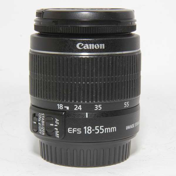 Used Canon EF-S 18-55mm f/3.5-5.6 IS ll Lens