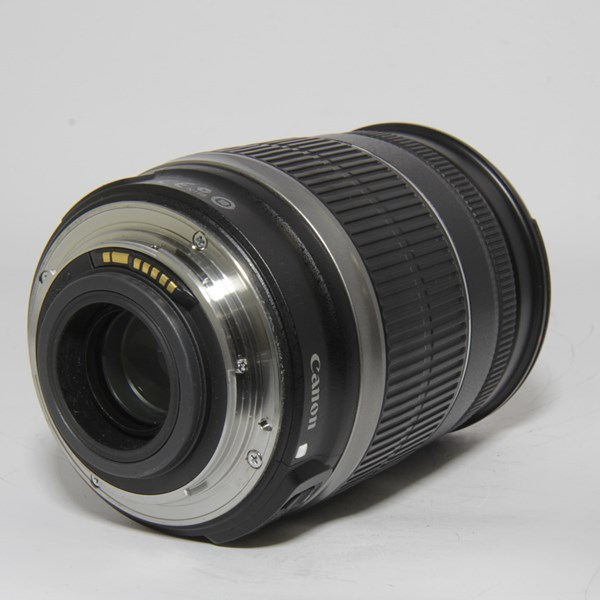 Used Canon EF-S 18-200mm f/3.5-5.6 IS Zoom Lens
