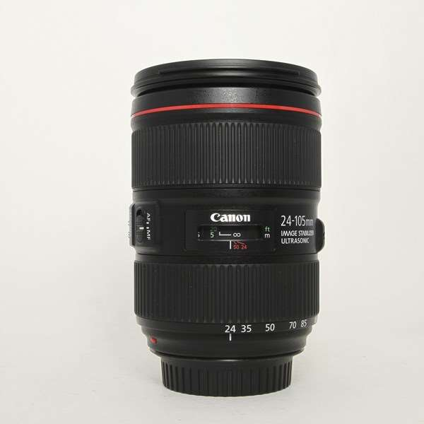 Used Canon EF 24-105mm f/4L IS II USM Zoom Lens