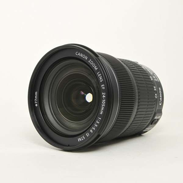 Used Canon EF 24-105mm f/3.5-5.6 IS STM Zoom Lens