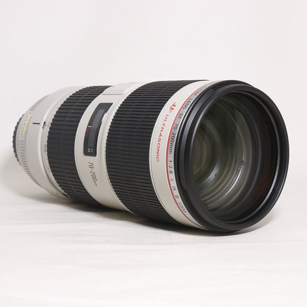Used Canon EF 70-200mm f/2.8L IS II USM