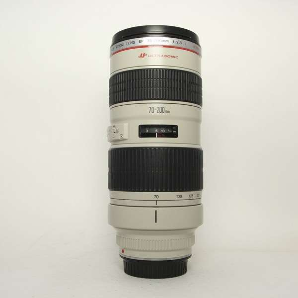 Used Canon EF 70-200mm F/2.8L USM Telephoto Zoom Lens