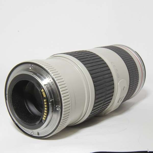 Used Canon EF 70-200mm f/4L IS USM Lens
