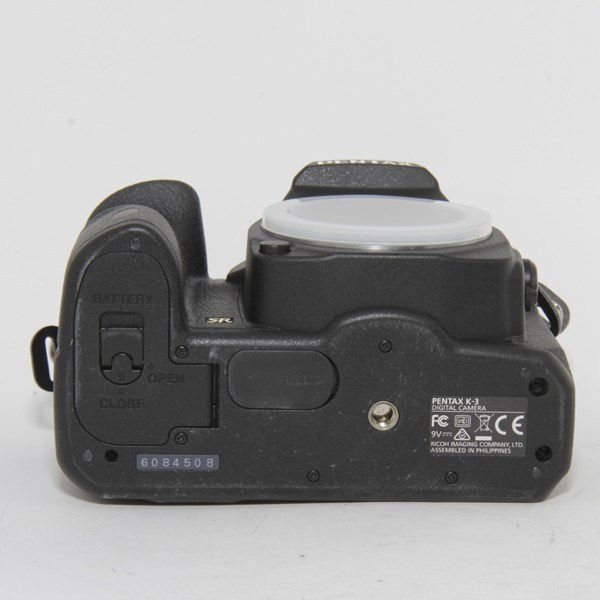 Used Pentax K-3 Digital SLR Camera Body