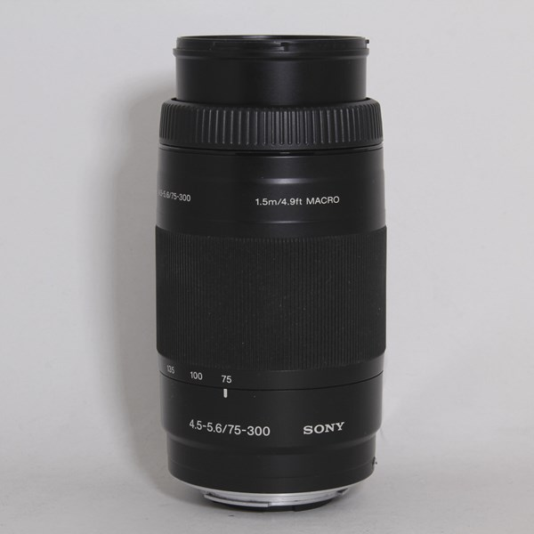 Used Sony Alpha 75-300mm f4.5-5.6