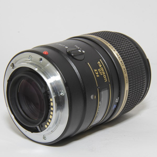 Used Tamron SP 90mm F/2.8 Di USD - Sony A Fit