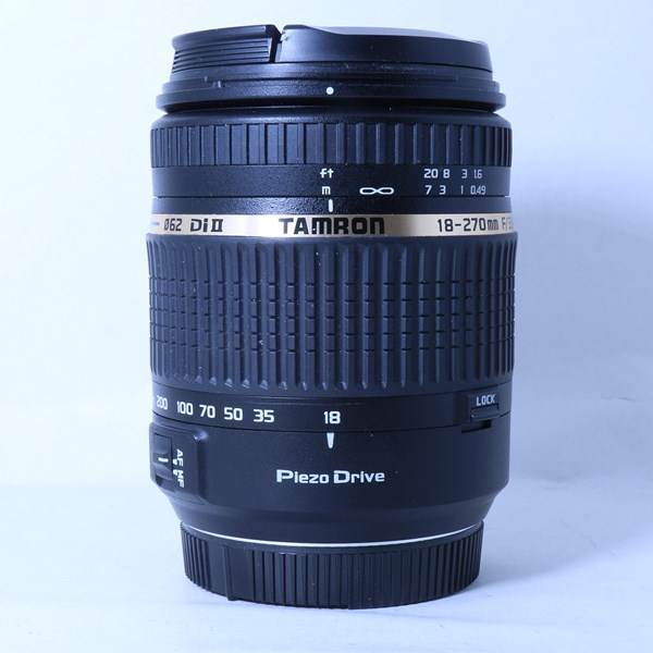 Used Tamron AF 18-270mm f/3.6-6.3 Di II PZD - Sony Fit