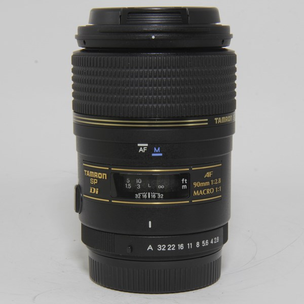 Used Tamron SP AF 90mm f/2.8 Di Macro 1:1 Pentax fit
