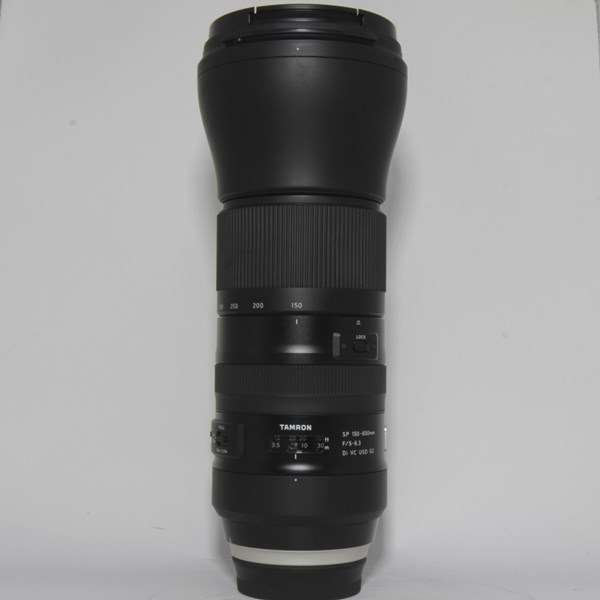 Used Tamron SP 150-600mm f/5-6.3 Di VC USD G2 Lens Canon EF