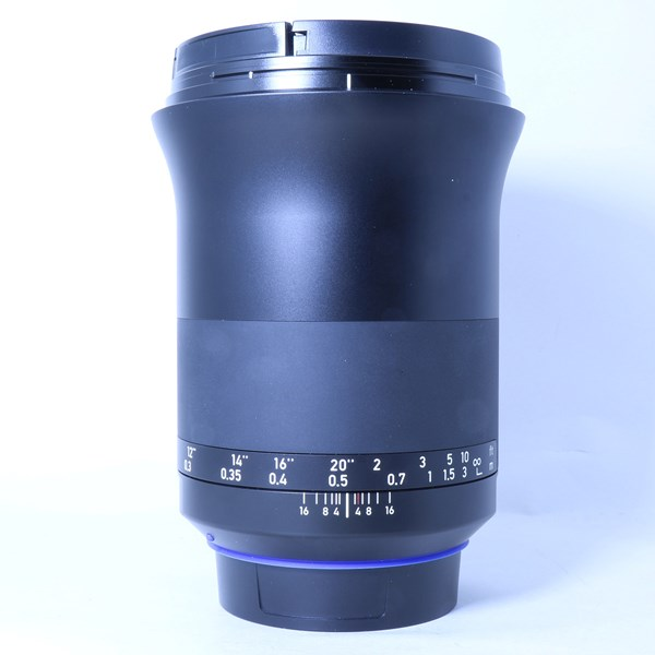 Used Zeiss Milvus 25mm f/1.4 Distagon T* ZE Wide Angle Lens Canon EF