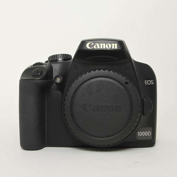 Used Canon EOS 1000D