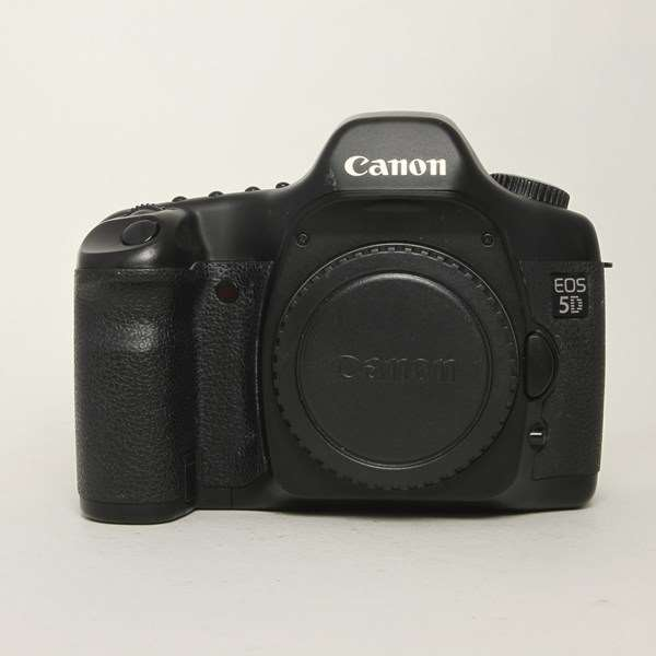Used Canon EOS 5D