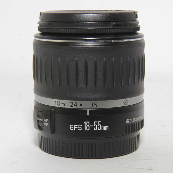 Used Canon 18-55mm f3.5-5.6 EF-s Lens