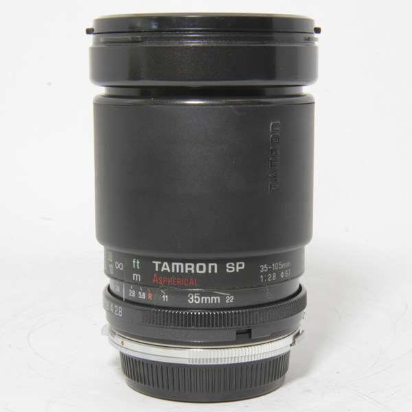 Used Tamron SP 35-105mm f2.8 ASPH Adaptall Olympus OM Fit