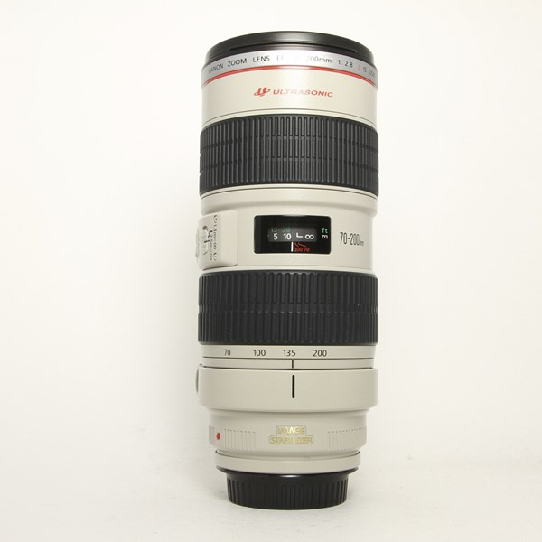 Used Canon 70-200mm F/2.8L IS USM
