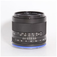 Used Zeiss Loxia 35mm f/2 - E-Mount