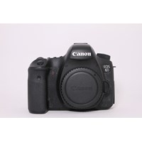 Used Canon EOS 6D body - Boxed