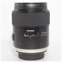 Used Tamron 45mm F1.8 VC Lens Canon Fit